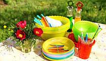 Посуда и другие товары для турбазы, дома отдыха, летнего лагеря
