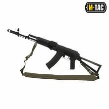 M-Tac ремень оружейный с карабином Olive
