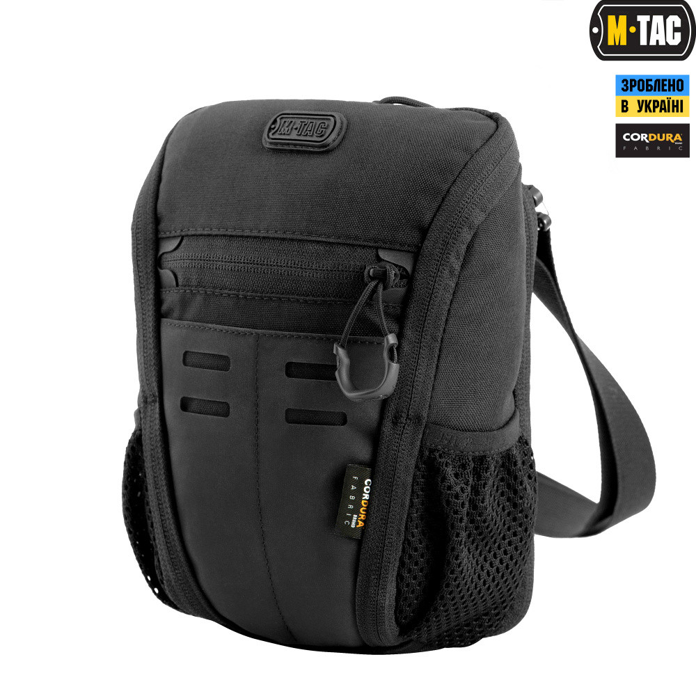 M-Tac сумка Headhunter Elite Black