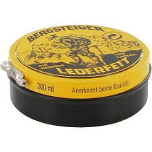 Пропитка для обуви Hey-Sport Bergsteiger-Lederfett farblos 100 ml
