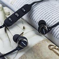 Безпровідні навушники (bluetooth) Crown CMBE-503