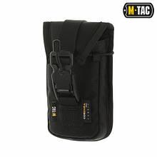 M-Tac подсумок для смартфона Elite Medium Black