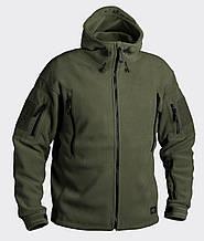 Куртка PATRIOT - Double Fleece (02-Olive Green, 2XL/Regular)