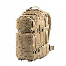 M-Tac рюкзак Assault Pack Laser Cut Tan
