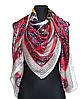 Шелковый платок Fashion Кремона 135*135 см красный