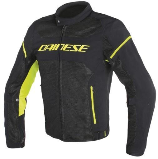 Мотокуртка Dainese Air Frame D1 Tex Black/Yellow