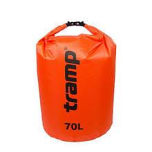ГермомешокPVCDiamondRip-Stop70л Tramp TRA-209-orange