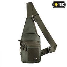 M-Tac сумка-кобура наплечная с липучкой Olive