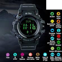 M-Tac часы тактические Adventure Black