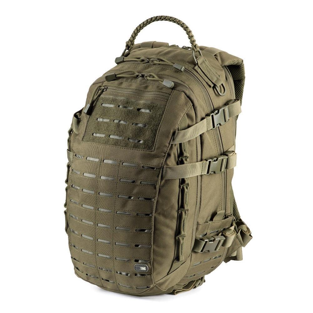 M-Tac рюкзак Mission Pack Laser Cut Olive