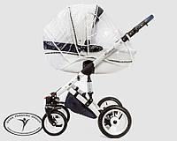 Детская универсальная коляска 3в1 Dada Paradiso Group Glamour Alu