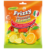 Леденцы Woogie Frizzy Orange Lemon 250 g