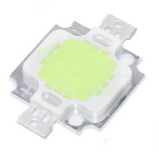 Светодиод 10Вт 10W 9-12В - зеленый