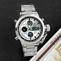 Часы мужские наручные AMST 3003M All SilverMetall ( ABR-1094-0070)