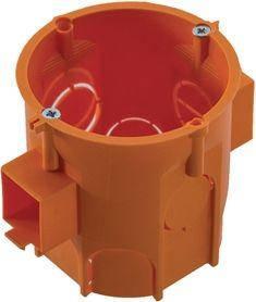 Подрозетник SEZ 60x62  мм  PAWBOL А.0006LP (углубленный, кирпич / бетон)