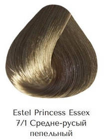 Estel Princess Essex 7/1 Середньо-русявий попелястий