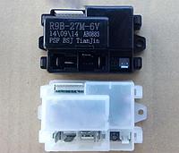Блок управления детского электромобиля JiaJia R9B-27M-6V