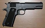 Пневматический пистолет кольт KWC KMB76, фото 2