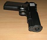 Пневматический пистолет кольт KWC KMB76, фото 3