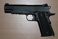 Пневматический пистолет кольт KWC KMB77, фото 1
