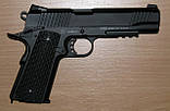 Пневматический пистолет кольт KWC KMB77, фото 2