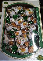 Конфеты шоколадные курага с волошским орехом 1кг Amanti