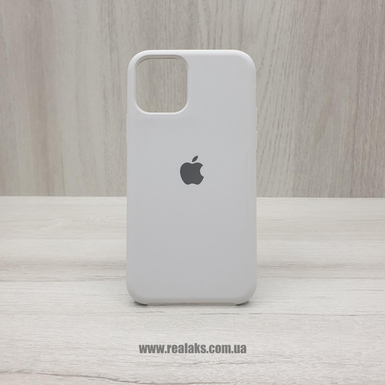 Чехол Silicone Caseдля Apple iPhone 11 PRO white