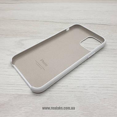 Чехол Silicone Caseдля Apple iPhone 11 PRO white, фото 2