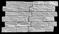 """Комплект форм """"ЭВЕРЕСТ"""" для искусственного камня - АБС пластиковые формы для гипсовой/бетонной плитки под каме"""