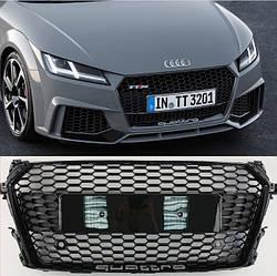 Решетка радиатора Audi TT 8S (14-19) стиль TTRS