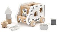 Іграшка-каталка Машинка-сортер Viga toys(51612), фото 1
