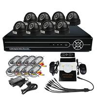 Комплекты HD видеонаблюдения
