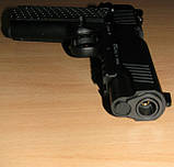 Пневматический пистолет кольт KWC KMB77, фото 3