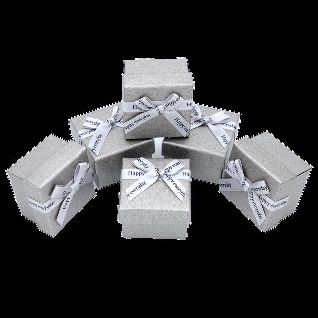Картинка Коробка ювелирная box1-2 Бронзовый