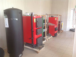 Аккумуляционная емкость 500 л (без изоляции)