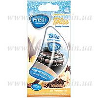 Рідкий Ароматизатор на дзеркало Fresh Way Auto Bliss Vanilla (Ваніль) 8ml