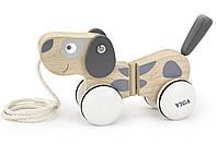 Іграшка-каталка Щеня Viga toys (51614), фото 1