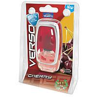 Рідкий Ароматизатор на дефлектор (охолодження) Tasotti Verso Cherry (Вишня) 8ml