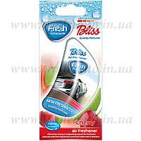 Рідкий Ароматизатор на дзеркало Fresh Way Auto Bliss Cherry (Вишня) 8ml
