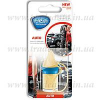 Ароматизатор корковий на дзеркало Fresh Wood Way Blister Auto (Авто) 5ml