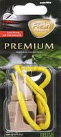Ароматизатор корковий на дзеркало Fresh Wood Way Premium Relish (Насолода) 5ml