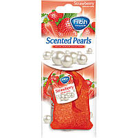 Ароматизатор мішечок Fresh Way Scented Pearls Strawberry (Полуниця) 25g