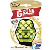 Ароматизатор гелевый на дефлектор (обдув) Tasotti G-Zone Millionaire (Миллионер) 10ml