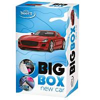 Ароматизатор под сиденье Tasotti Big Box New Car (Новая Машина) 58g