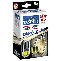 Ароматизатор жидкий на дефлектор (обдув) Tasotti Concept Black Gold (Черное Золото) 8ml