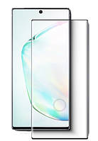 Захисне скло 5D King Kong Full Glue для Samsung Galaxy Note 10 Plus, Black