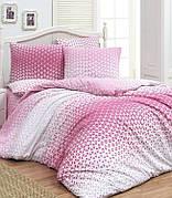 Комплект постельного белья Linda Евро ранфорс 20566-02 арт.ts-01246
