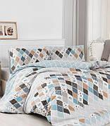 Комплект постельного белья Linda полуторный ранфорс 8826 арт.ts-01223