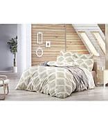 Комплект постельного белья Linda полуторный ранфорс 9637-02 арт.ts-01230