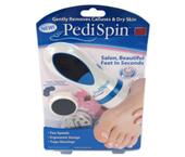 Прилад для педикюру Pedi Spin Педі Спін видалення огрубілої шкіри